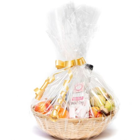 Fruit and Sweet Basket
