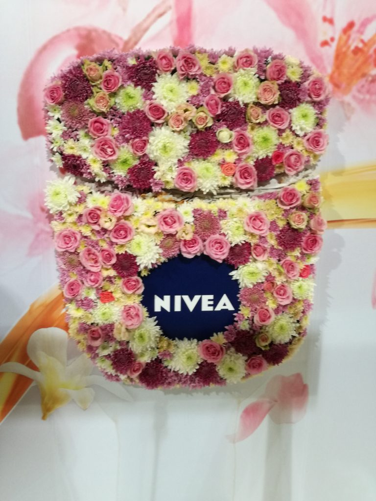 Read more about the article Nivea Installation
