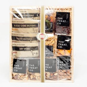 Dried Fruit, Biltong and Nuts Hamper