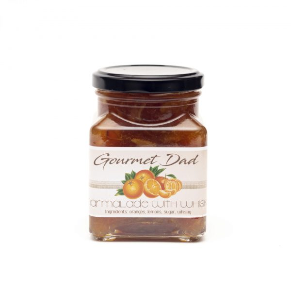 Gourmet Dad Orange Marmalade sanal and made with love.