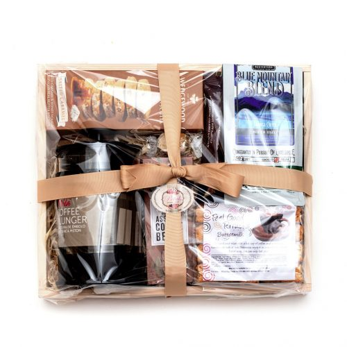 Coffee and Biscuits Hamper